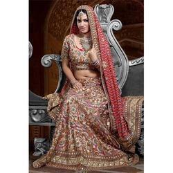 Ethnic Bridal Lehenga Choli