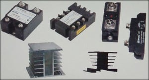 Solid State Relays And Heat Sink
