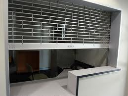 Security Grill Shutter