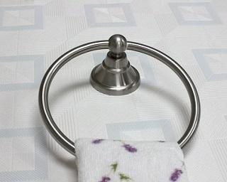 Towel Ring (BA-A1086 BN)
