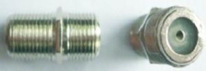 F81 Connector With Washer And Nut