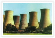 Induced Draft Cooling Tower Construction Services