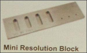 Mini Resolution Block