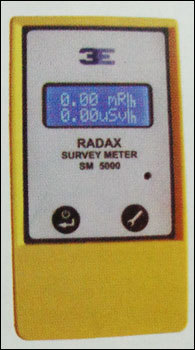 Radiation Survey Meters (Sm 5000)