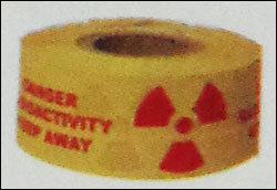 Radiation Warning Tapes