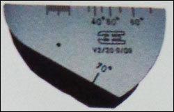Stainless Steel Ultrasonic Calibration Blocks (25mm)