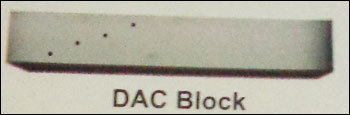 Ultrasonic Calibration Dac Block