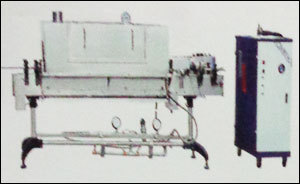 Steam Shrink Wrapping Machine