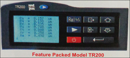 Surface Roughness Tasters