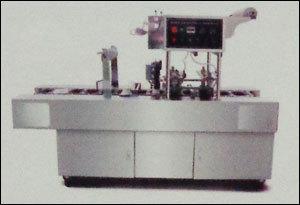 Tray Filling Sealing Machine