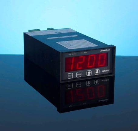 Display Control Record Controller (5006h-Z)