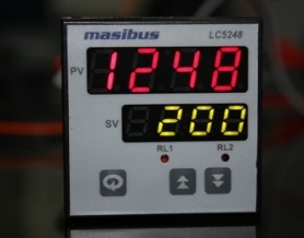 Display Control Record Controller (Lc 5248-T)