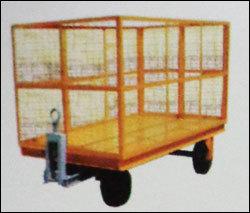 Cage Type Platform Type Trolley (Model 48)