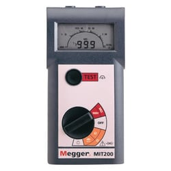 Insulation And Continuity Testers (MIT200 Series )