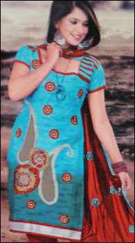 Printed Salwar Kameez in   Viman Nagar