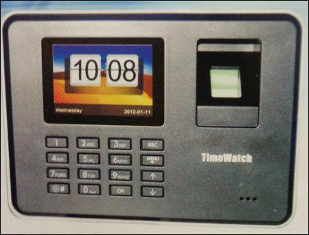 Standalone Plug And Play Biometric Fingerprint Time Attendance Recorder (Bio-1)