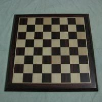 Flat Chess Boards