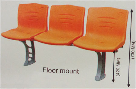 Floor Mount Chair in  Lbs Marg-Vikhroli (W)