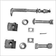 Railway Nuts And Bolts