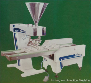 Dosing And Injection Machine