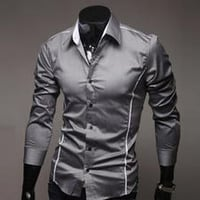 Fancy Casual Formal Full Sleeve Shirts