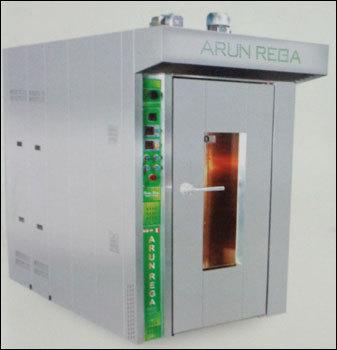 Rotor Oven-Rear Heat Exchanger