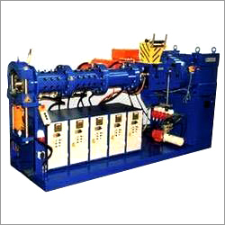120 Mm Cold Feed Extruder
