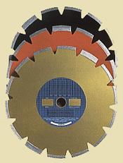Concrete Saw Wheel