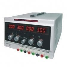Dual Channel Adjustable Regulated DC Power Supply