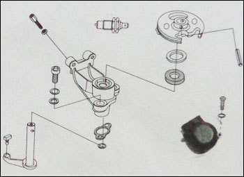 Gear Shifter Assembly