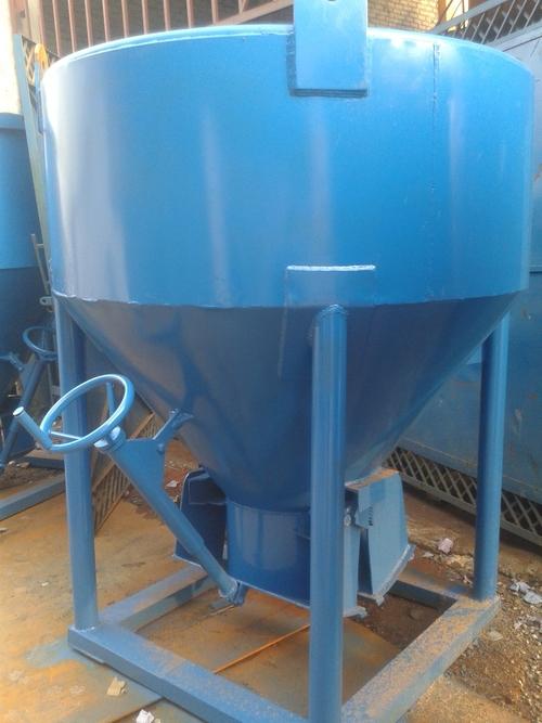 Jack Operated Concrete Bucket