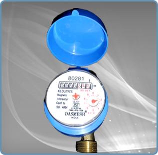 Domestic Water Measuring Meter