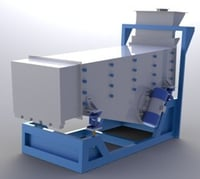 Dust Collector - Cyclone Separator