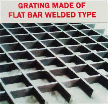 Flat Bar Welded Type Mesh
