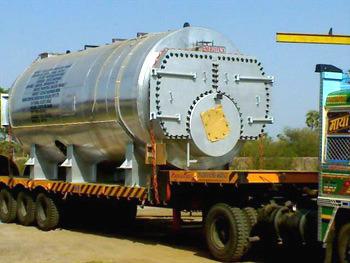 Ibr Oil Fired Steam Boiler