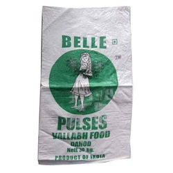 Pulses Plastic Bags