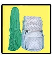 Nylon And Synthetic Braiding Rope