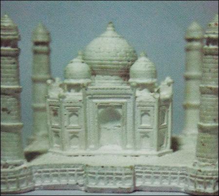 Fibre Taj Mahal