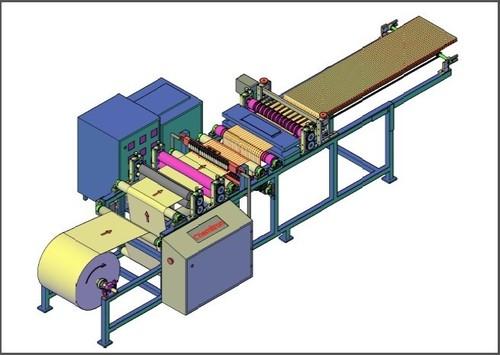 Mini Pleating Machine