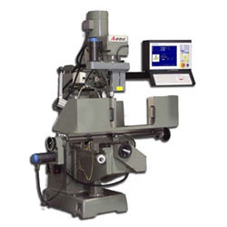 Precision Engineered Toolroom Machine