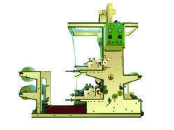 Two Color Flexo Printing Machine High Speed
