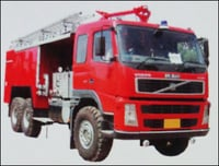 Air Crash Fire Tender (Foam Tank 2000-7000 L)