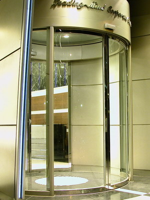 Automatic Curved Sliding Door / US Series