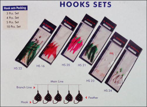 Fishing Hooks Set