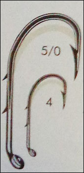 Hollow Point Hooks (5-0)