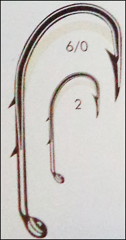 Hollow Point Hooks (6-0)