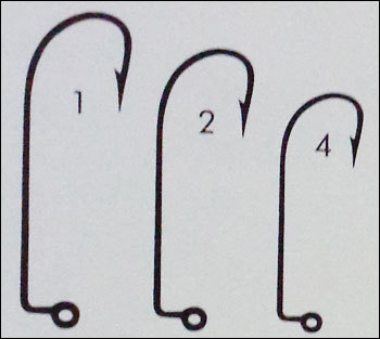 O Shaughnessy Jig Hooks (Q No 5732 A)