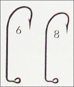 O Shaughnessy Jig Hooks (Q No 5737 A)