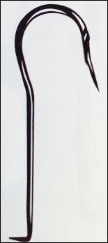 Round Gaff Hooks (2)