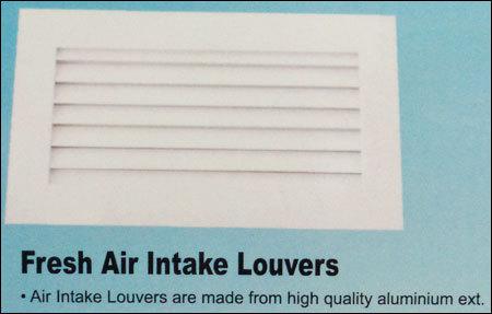 Fresh Air Intake Louvers in New Delhi, Delhi - SURI HVAC ENGINEERS